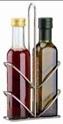 Suport inox pentru sticla de ulei/otet de 25cl