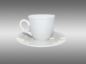 Ceasca cafea+farfurie